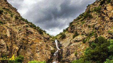 آبشار نوده خلخال