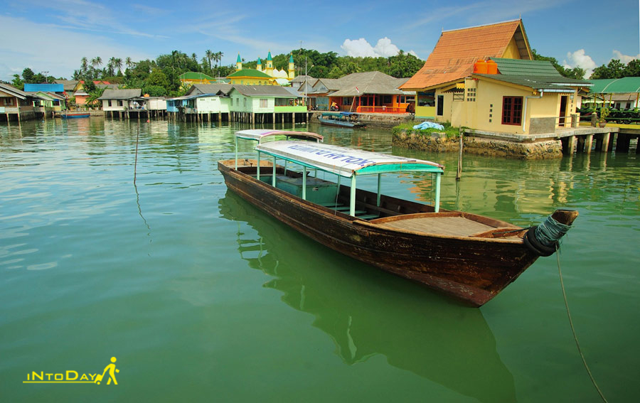 نقشه جزیره پوم پوم