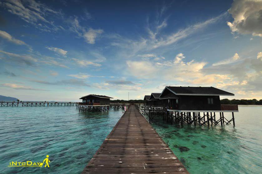 جزیره پوم پوم مالزی