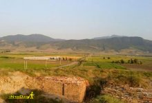 تصویر از شهر تاریخی دشت حلقه مینودشت