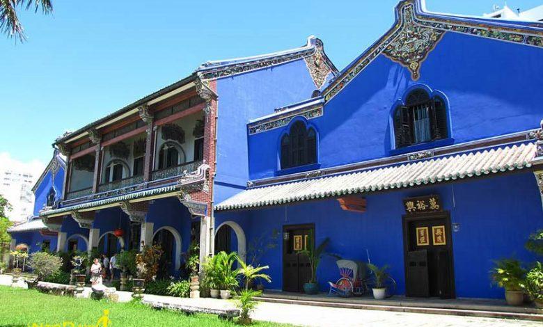 عمارت چئونگ فات تزه جرج تاون