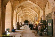 تصویر از بازار اختیاری کرمان