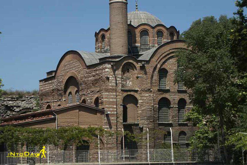 مسجد قلندرخانه استانبول