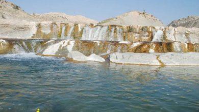 تصویر از آبشار کیوان روستای لیشتر