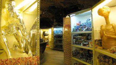 تصویر از موزه اسباب بازی پنانگ