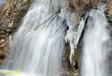 تصویر از آبشار گور داغ مراغه