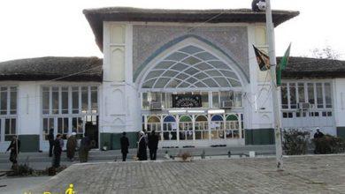 تصویر از مسجد حاج مصطفی خان ساری