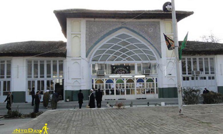 مسجد حاج مصطفی خان ساری