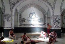 تصویر از حمام خان سنندج