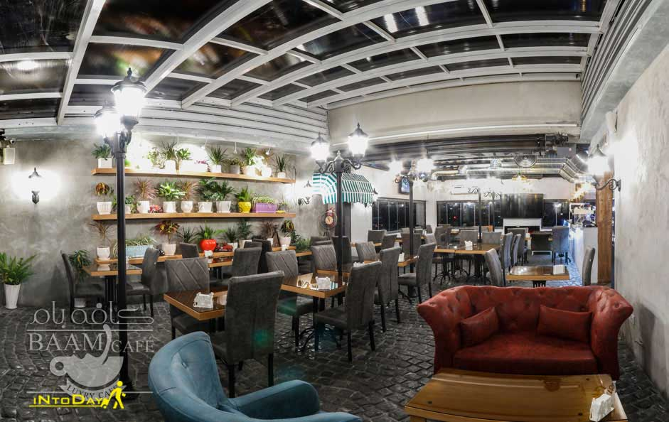 کافه بام تهران