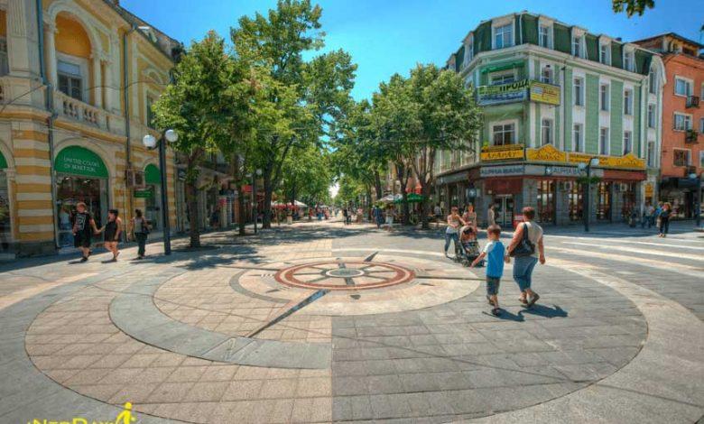 شهر بورگاس بلغارستان