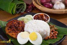 تصویر از غذای ملی مالزی ، ناسی لماک