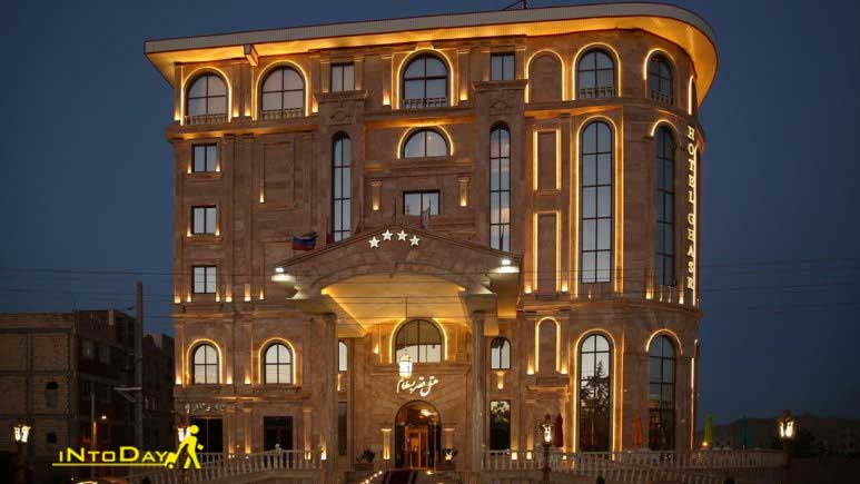 هتل قصر بسطام شاهرود