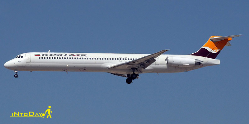 شرکت هواپیمایی کیش ایر