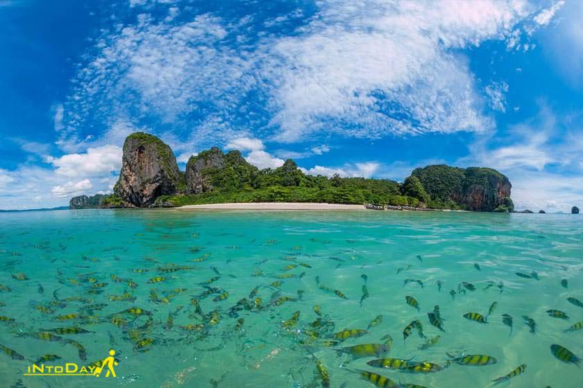 جزیره پودا تایلند
