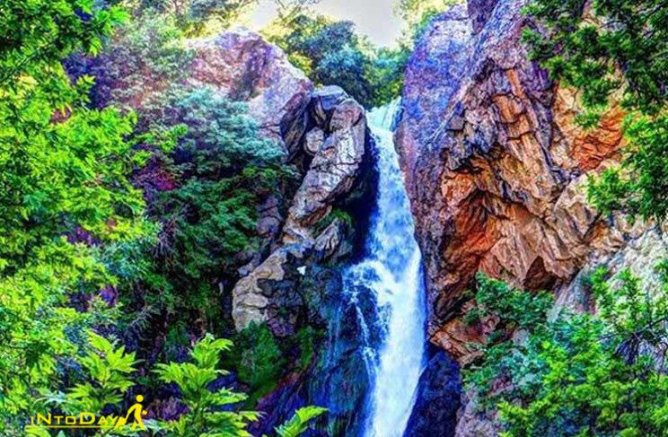 آبشار شملکان ارومیه