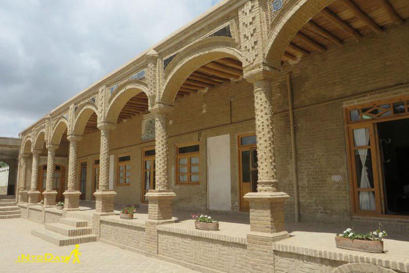 اداره میراث فرهنگی تربت حیدریه