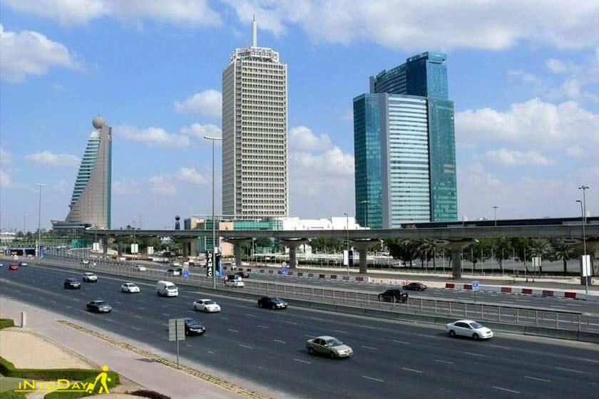 مرکز تجارت جهانی دبی