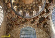 تصویر از مسجد گنجعلی خان