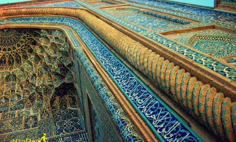 مسجد جامع تاریخی کرمان