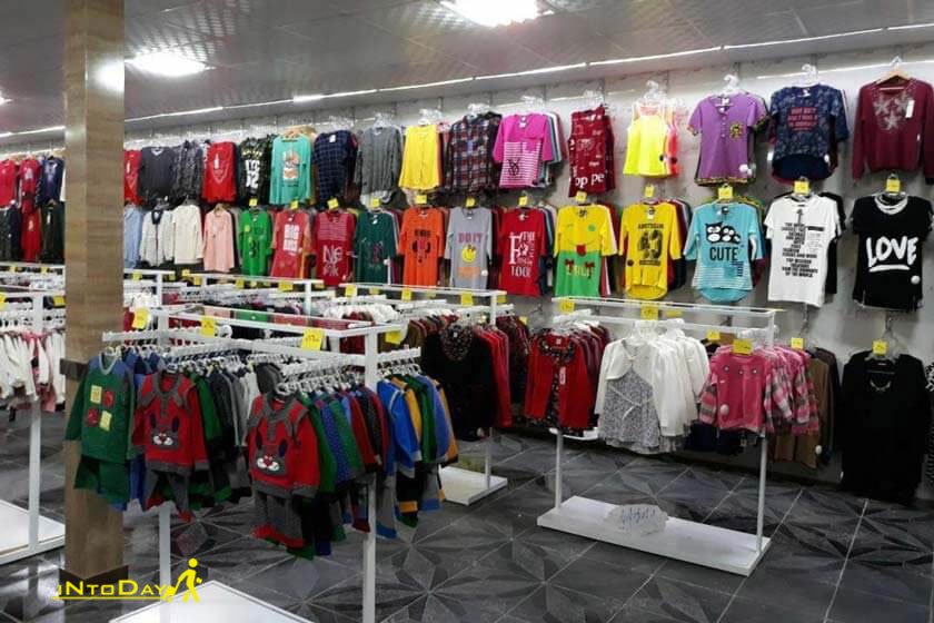مرکز خرید مروارید سنندج