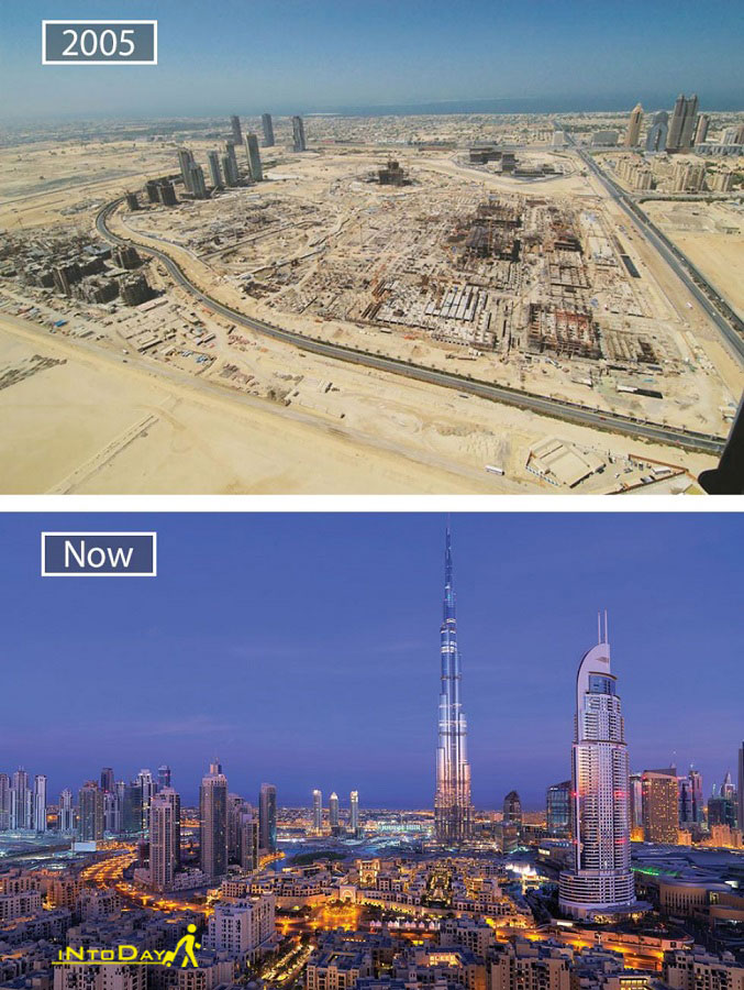 تغییرات دبی در 20 سال گذشته