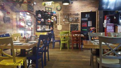 رستوران منهتن گریل تهران