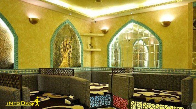 رستوران شبهای سرو تهران