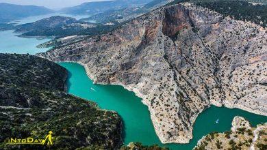 تصویر از پارک ملی دلتای آیدین