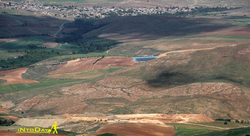 روستای گوزل چاملی در کوش آداسی