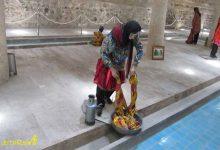 تصویر از موزه مردم شناسی رفسنجان ( حمام آقا سید مهدی )