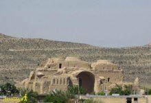 تصویر از قلعه اردشیر کرمان