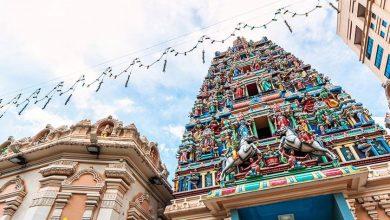 تصویر از معبد سری ماهاماریان