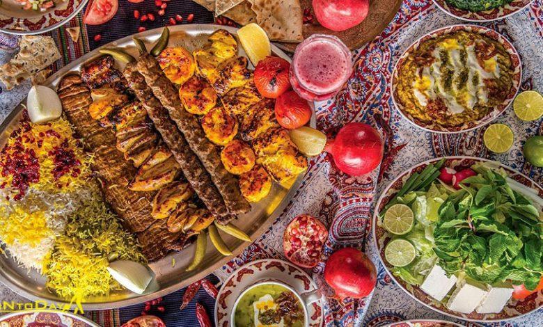 غذاهای سنتی مشهد از شله تا شیشلیک