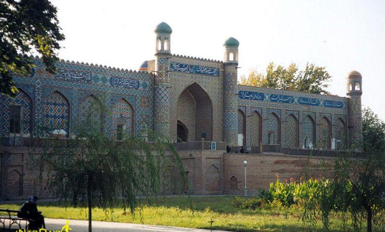 کاخ خدایارخان ازبکستان