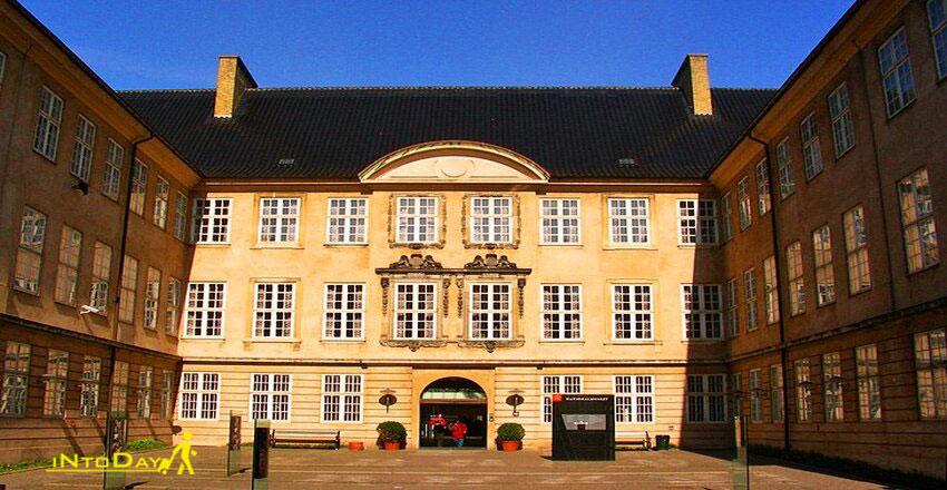 موزه ملی دانمارک (National Museum)
