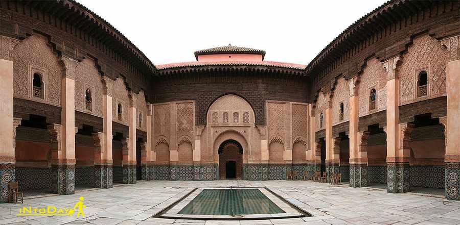 مدرسه علی بن یوسف مراکش