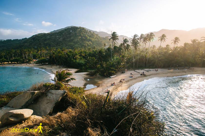 پارک ملی تایرونا با سواحل بکر