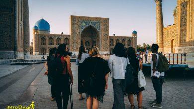 تصویر از جاهای دیدنی ازبکستان