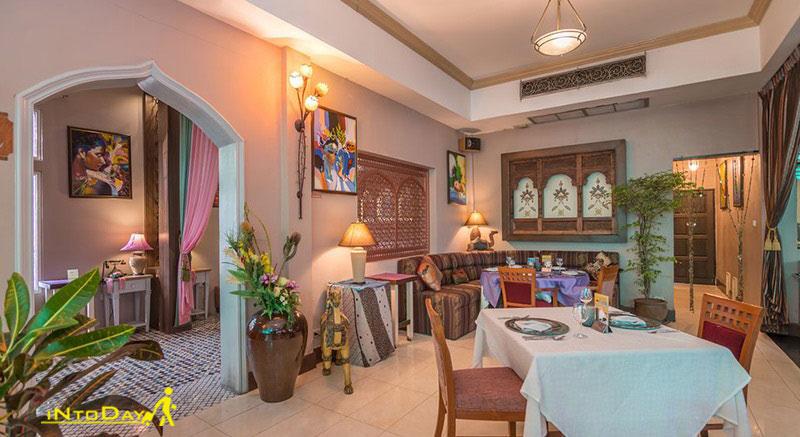 رستوران ایندین بای نیچر (indian by nature) پاتایا