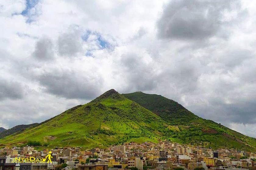 کوه آربابا