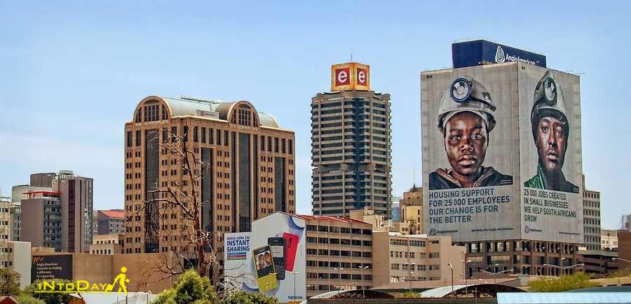 ژوهانسبورگ آفریقای جنوبی