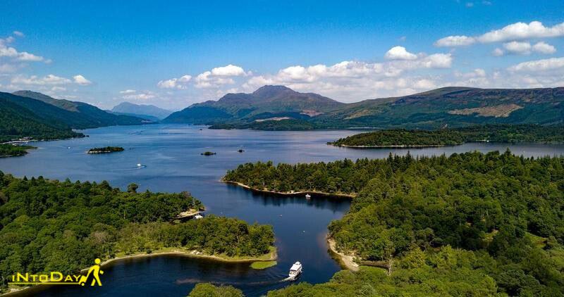 پارک ملی لوچ لوموند و تروساچس اسکاتلند