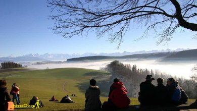 جاذبه های گردشگری برن سوئیس