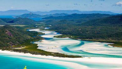 زیباترین جزایر طبیعی جهان