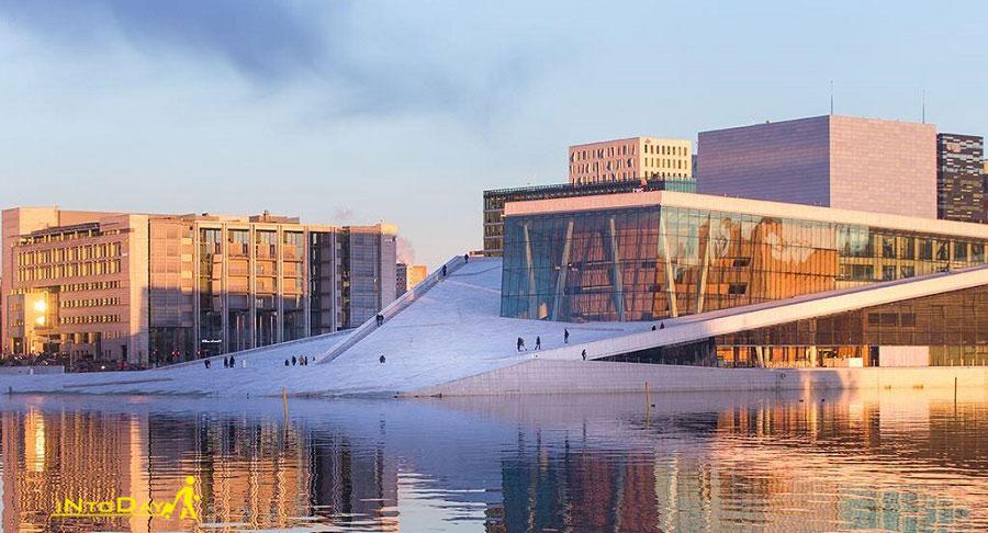 بهترین جاهای دیدنی نروژ