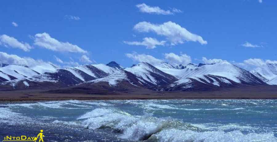 دریاچه نامتسو تبت