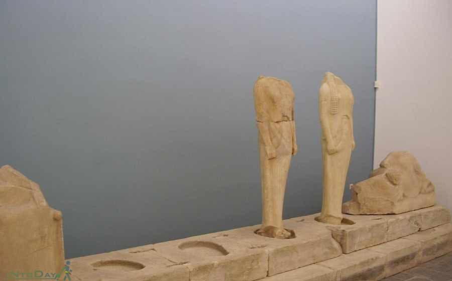 موزه باستان شناسی ساموس