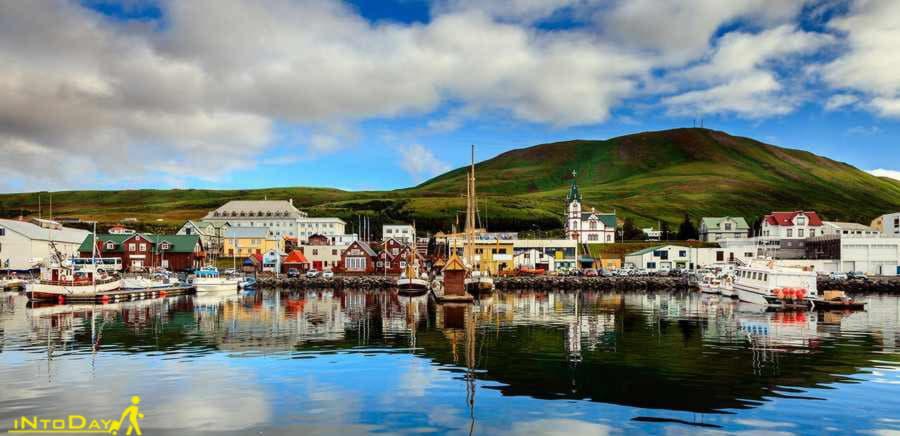 هوساویک ایسلند