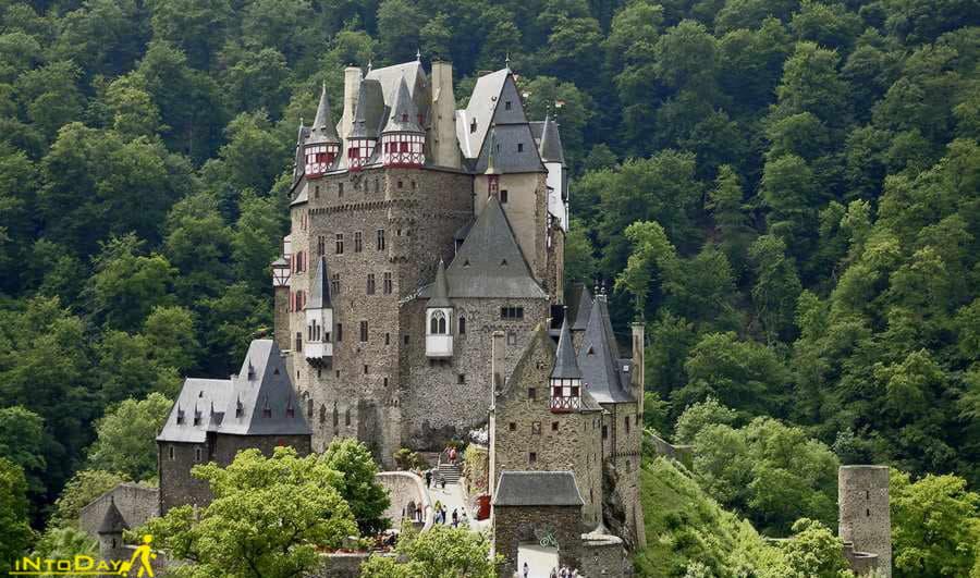 قلعه برج التز آلمان